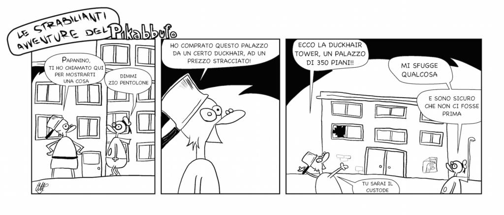 Pikabbufo 2 di Jacopo Mistura