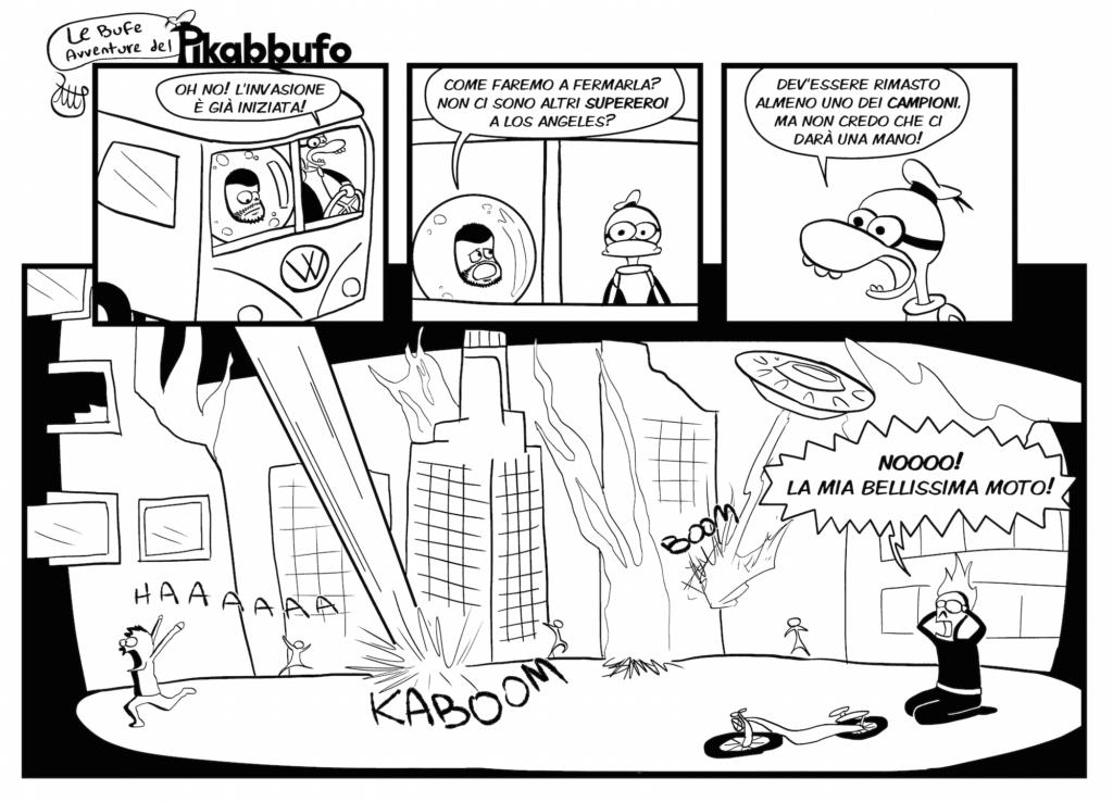 Pikabbufo 52 di Jacopo Mistura