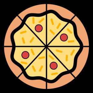 Logo Pizza di Jacopo Mistura